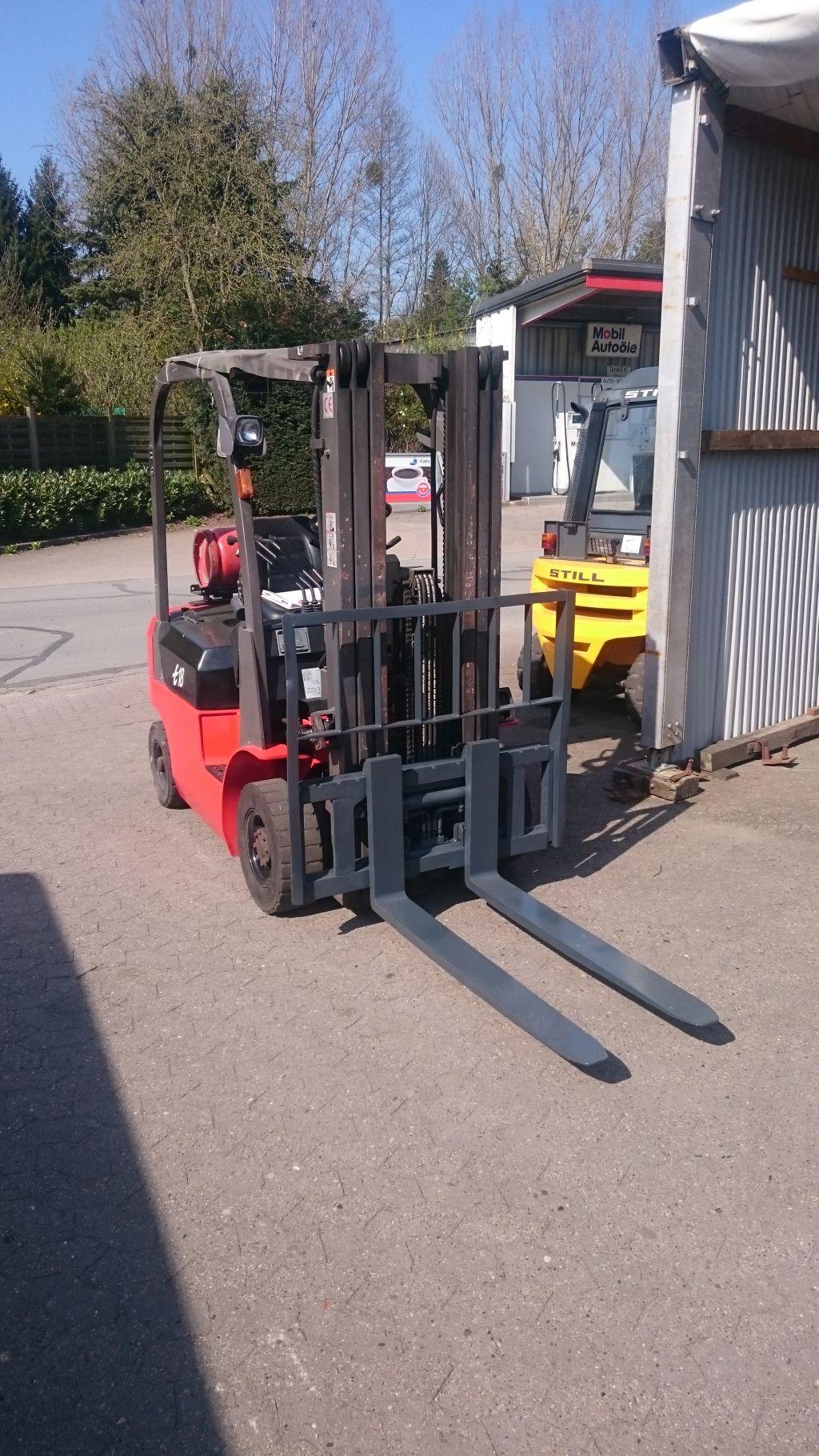 Forklift FG 18